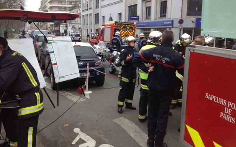France: 11 morts dans l'attaque des locaux de Charlie Hebdo