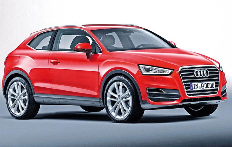 Audi sortira un Q2 !
