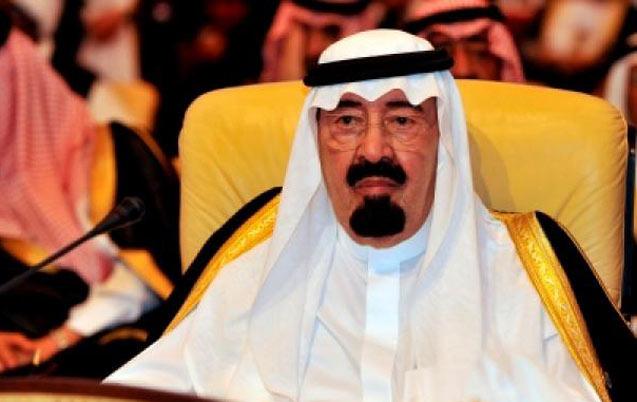 Le Roi d'Arabie saoudite souffre d'une pneumonie