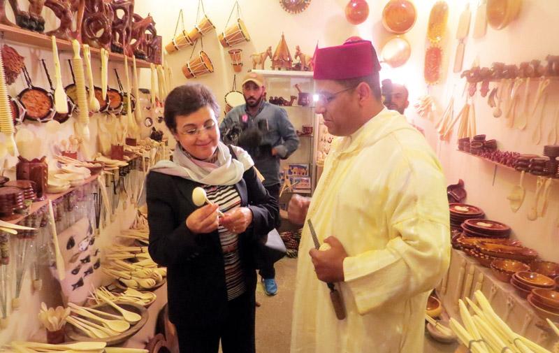 Artisanat: Le Maroc prend part au Festival du Patrimoine Cheikh Zayed