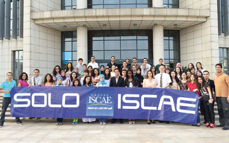 Groupe ISCAE : Cap sur la Chine