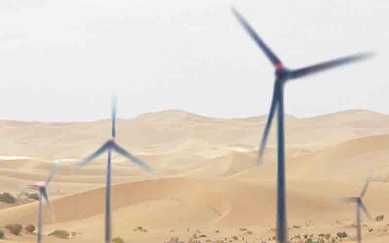 Il devance largement celui  d'Ashegoda en Ethiopie : Parc éolien de Tarfaya : 200 MW de production