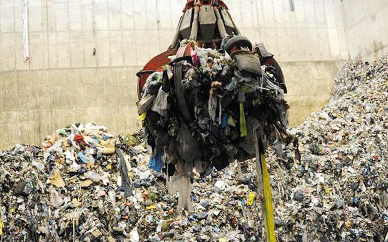 Session de formation à Safi sur la collecte  et tri des déchets ménagers