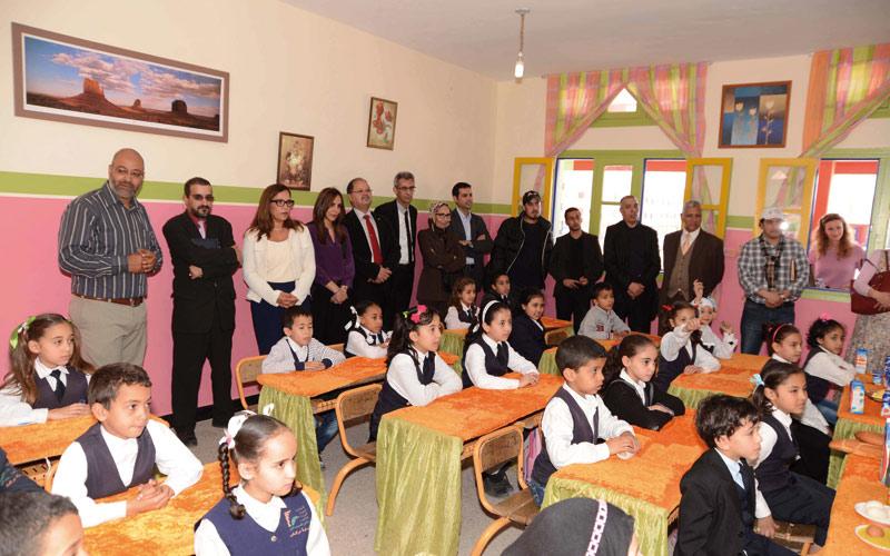 Semaine nationale de la nutrition en milieu scolaire: L'école Abi Houraira en exemple
