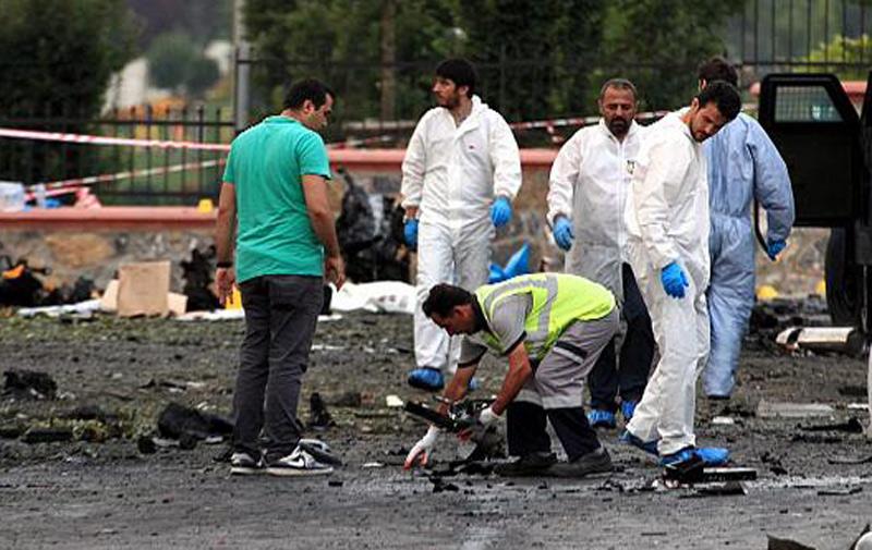 Attentats terroristes : 5 morts dans de nouvelles attaques en Turquie