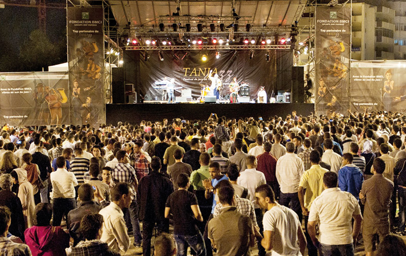 Sponsoring: Renault Maroc prendra part au Tanjazz