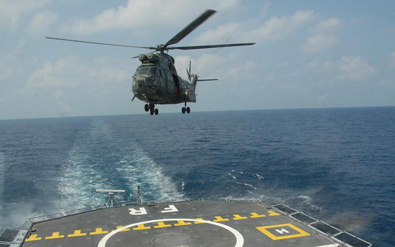 Le Maroc participe à un exercice de sécurité maritime à Malaga