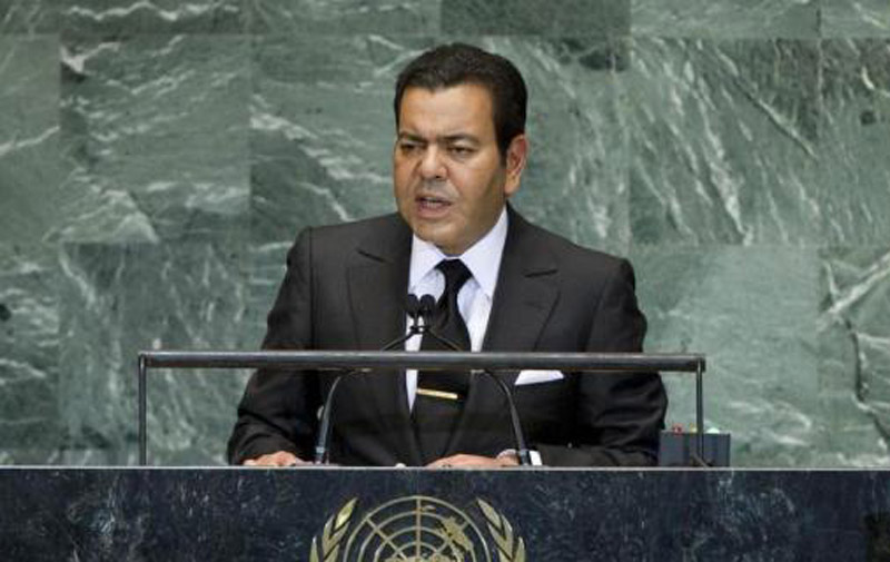 Le discours intégral adressé par le Roi Mohammed VI à la 70ème session de l'Assemblée Générale des Nations Unies