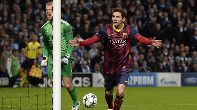 Barça: Lionel Messi bat le record de Paulino Alcantara