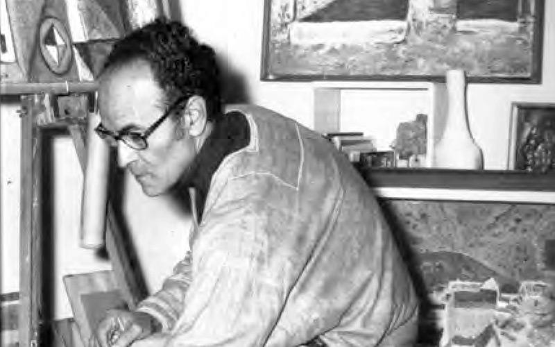 Vente aux enchères à Casablanca : Hommage à Mohamed Sarghini