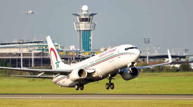 La RAM  renforce son offre sur Rabat :  4 nouvelles liaisons prévues pour octobre