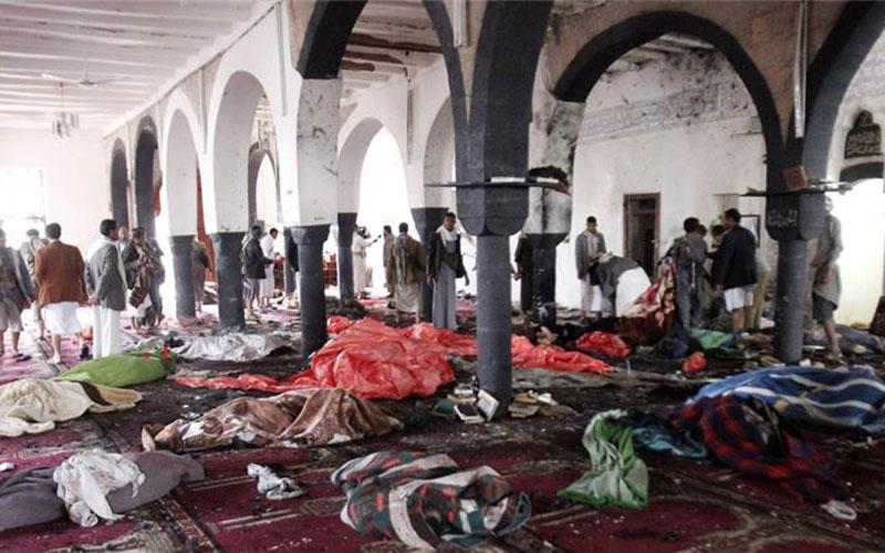 Yemen : au moins 142 morts dans un triple attentat contre deux mosquées