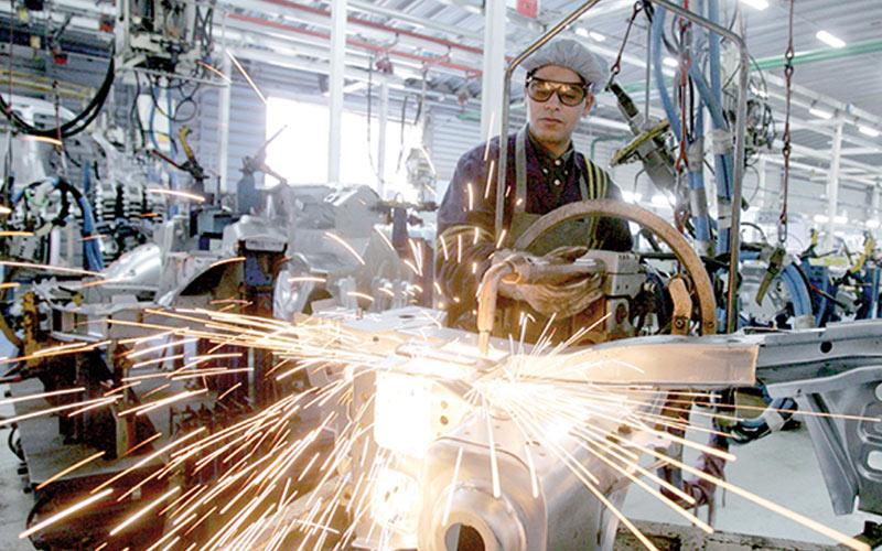 Production industrielle: La reprise se confirme
