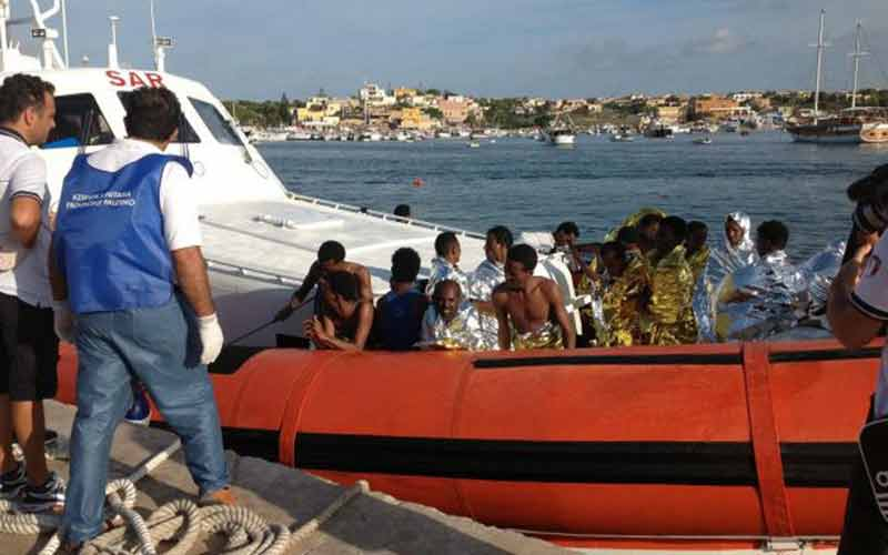 10 immigrants subsahariens sauvés dans le Détroit