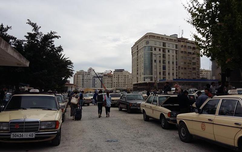 Le ras-le-bol des chauffeurs de taxi de Tanger-Asilah