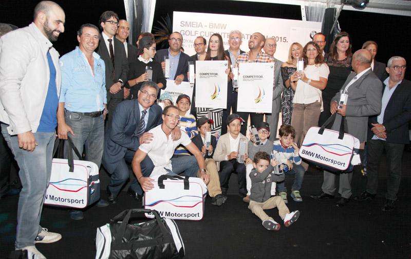 BMW Golf Cup: Et de sept!