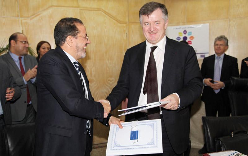 L'ONDA  renforce  sa coopération avec «Aéroports  de Paris»