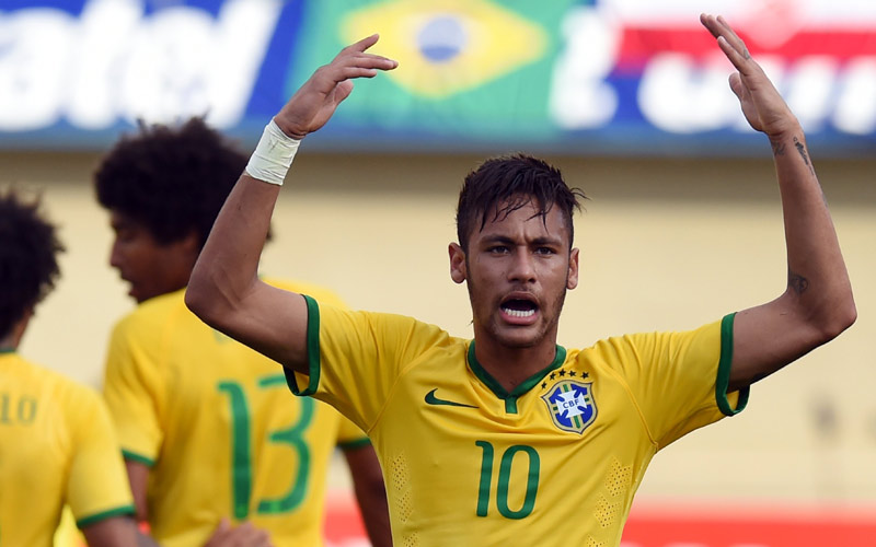 Football : le festival de Neymar face au Japon !