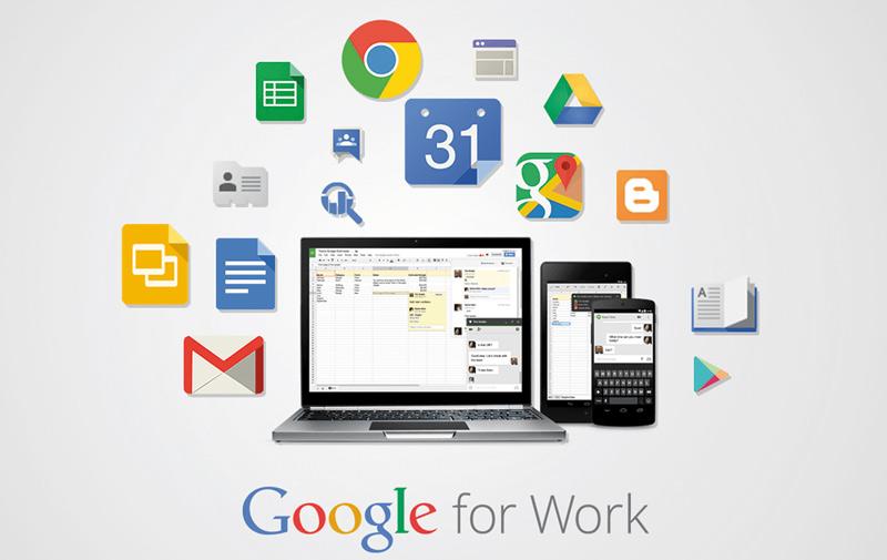 Google for Work au service des entreprises à Tanger et Fès