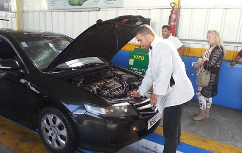 Agents de contrôle technique automobile: Des misères quotidiennes pour un salaire de misère…