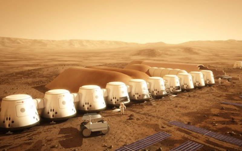 Mars One : la mort après 68 jours.