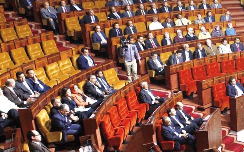 Parlement, cimetière des questions