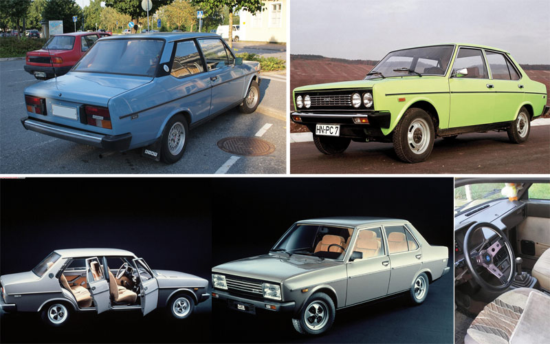 Il était une fois… Fiat 131 Mirafiori : Un caractère bien trempé !