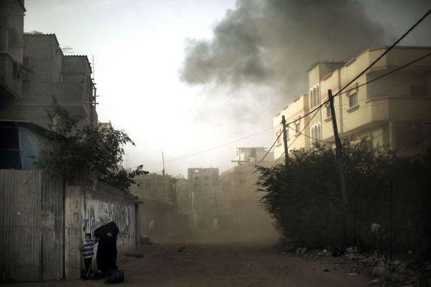 Israël conditionne l'arrêt de son offensive militaire à la fin des tirs en provenance de Gaza