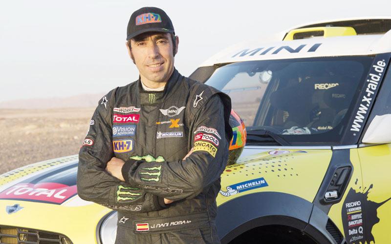 Nani Roma: «Le Maroc est la préparation optimale pour  le Rallye Dakar 2015»