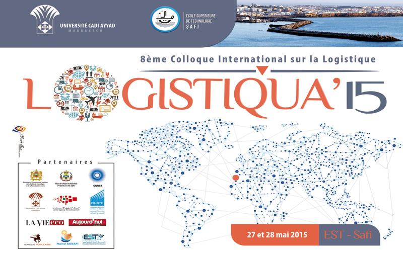 Logistiqua'15 : EST Safi débat  de la logistique