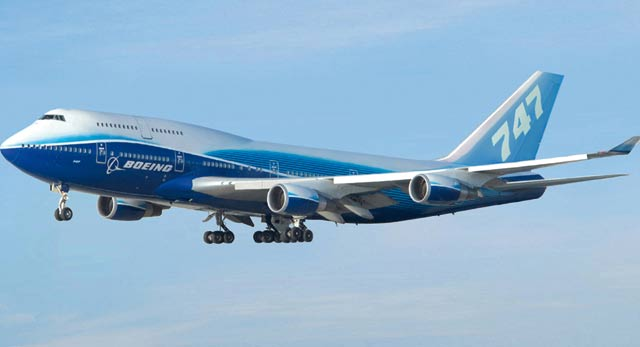 Boeing: Des performances record en 2014