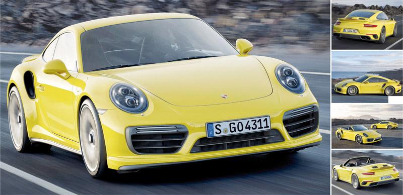 Nouvelles Porsche 911 Turbo et 911 Turbo S : Elles sont au Maroc et voici leurs prix !