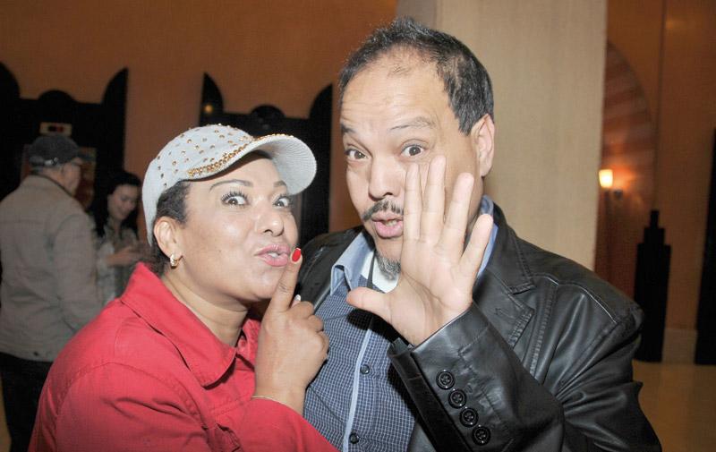 Bouchra Hraich et Abdellah Ferkous: «La Isla» est une parodie»