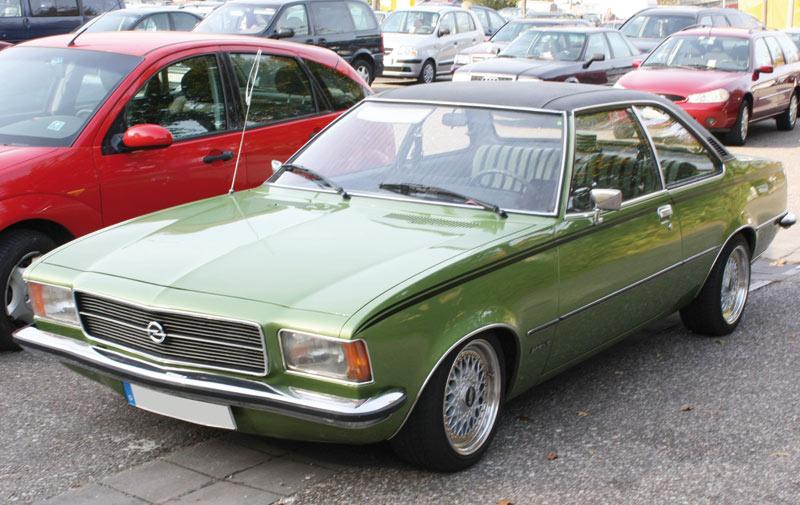 Opel Rekord : Quand la citrouille devient  carrosse…
