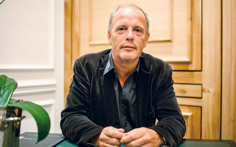 Guillaume Jobin: «Lyautey était monarchiste»