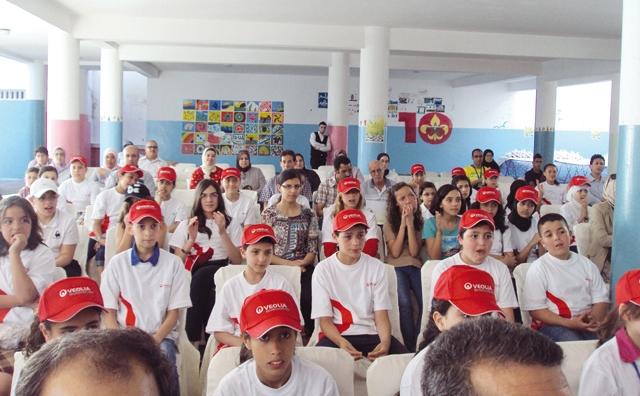 Premier festival «Les protecteurs de l environnement» à Tanger
