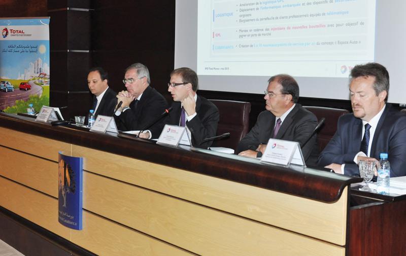 Total Maroc dit tout sur son introduction en Bourse