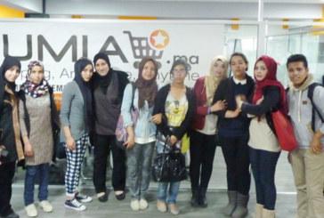 Injaz Al Maghrib initie les lycéens casablancais à l'e-commerce