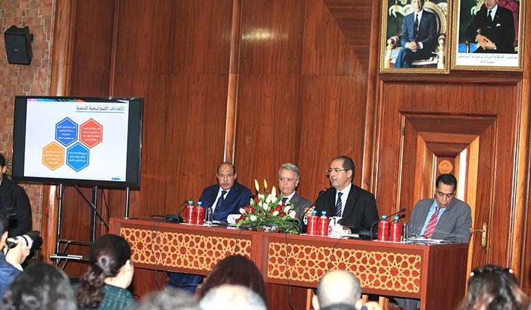 Casablanca : présentation du plan stratégique 2015-2020