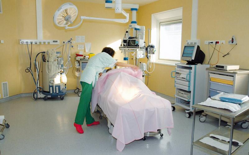 Amendement de la loi relative à l'avortement: Opération accouchement
