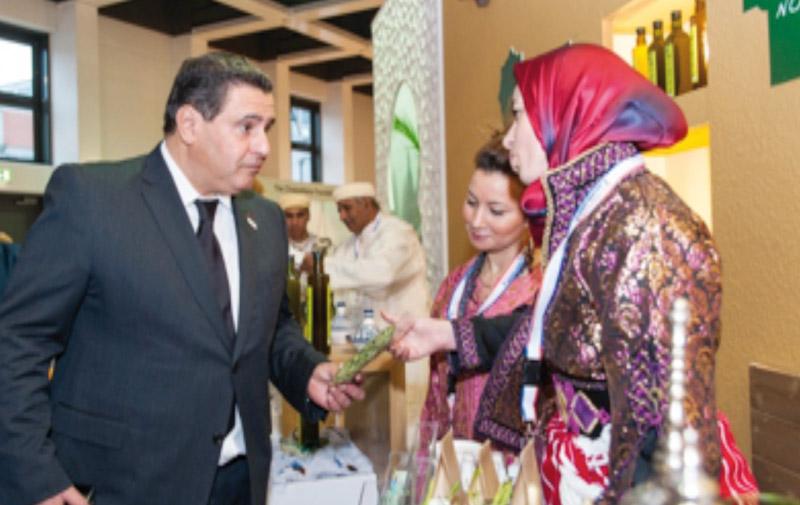 Les produits du terroir marocain font le show en Suisse