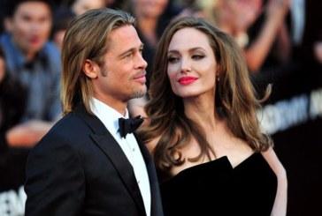Angelina Jolie s'est inspirée de Brad Pitt  pour Unbroken