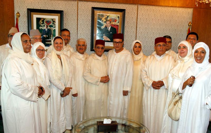 Hajj 2015 : La délégation officielle marocaine regagne le Royaume