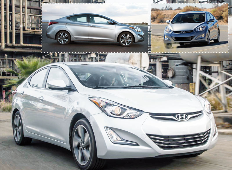 Essai Hyundai Elantra :  Un cinquième  opus plein d'atouts…