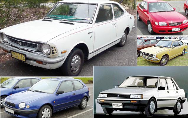 Il était une fois… Toyota Corolla: Une berline bien sérieuse…