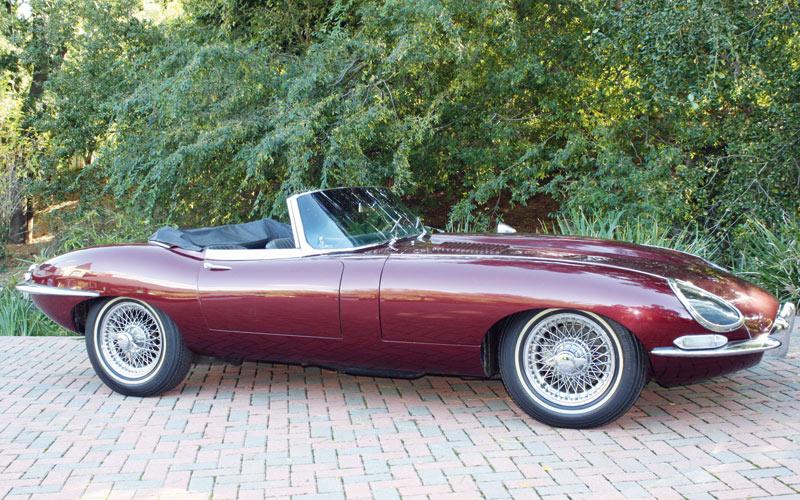 Il retrouve sa Jaguar volée  46 ans après !