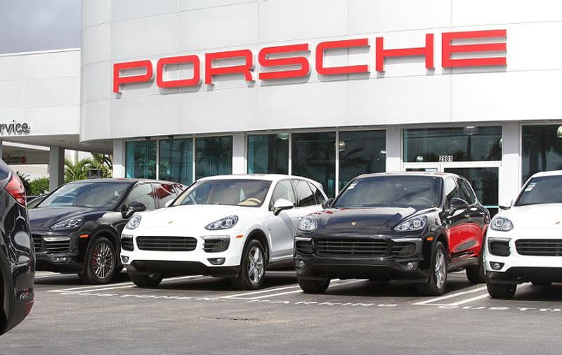 Porsche inaugure son nouveau showroom à Casablanca