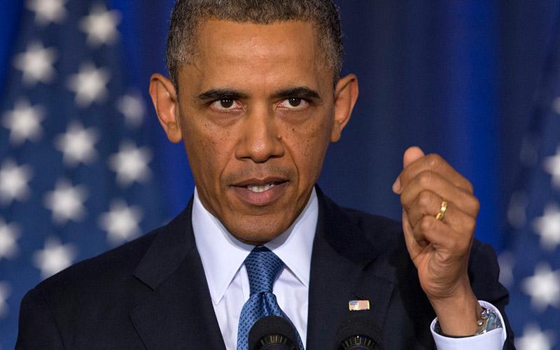 Obama appelle le Congrès à autoriser le recours à la force militaire contre Daesh