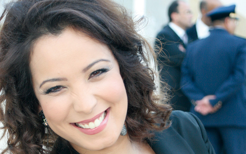Samira  El Beloui : «Les femmes au Maroc subissent une pression énorme»