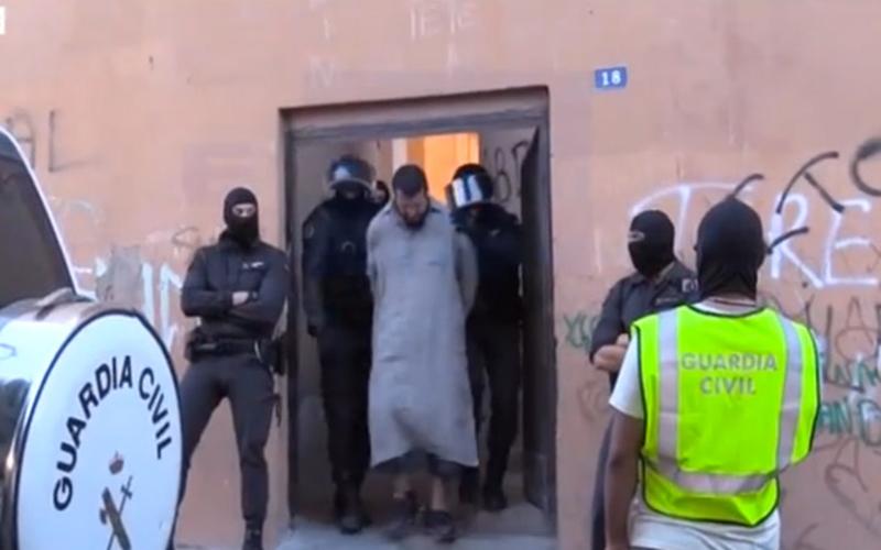 Les terroristes arrêtés à Nador et Mellilia voulaient rallier Jund al-Khilafa en Algérie